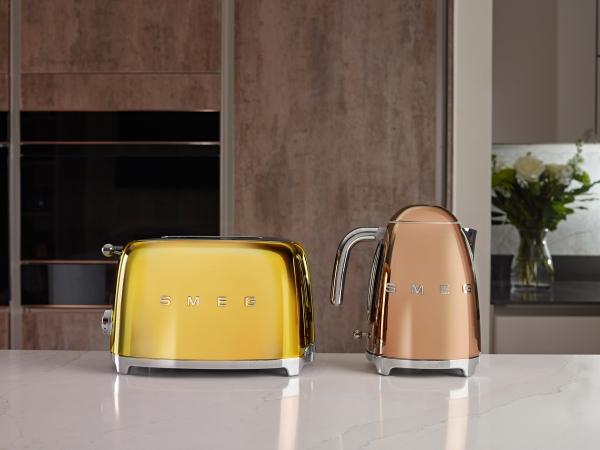 Idées cadeaux design Smeg - Comprex & Armony cuisine - La Garenne Colombes