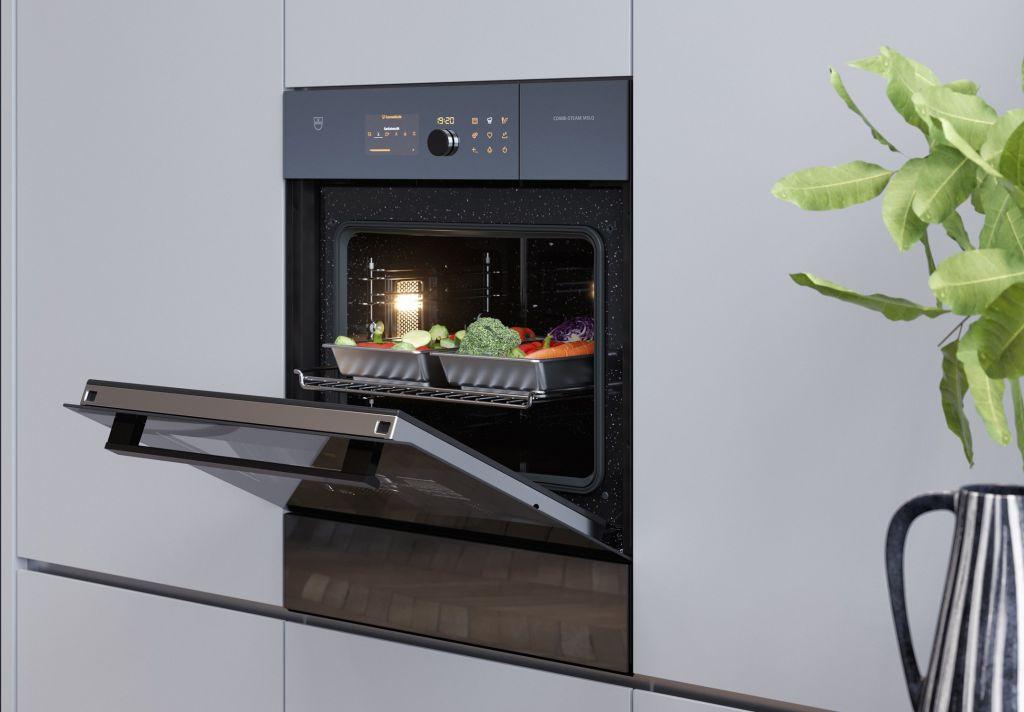 Four à vapeur combiné VZUG - Armony cuisine La Garenne Colombes