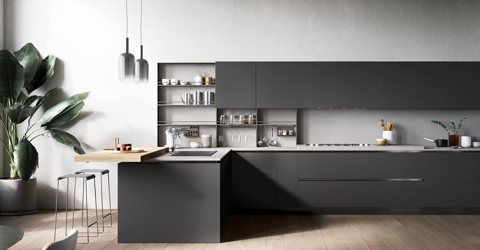 Armony cuisine, La Garenne-Colombes - actualité tendance cuisine noire