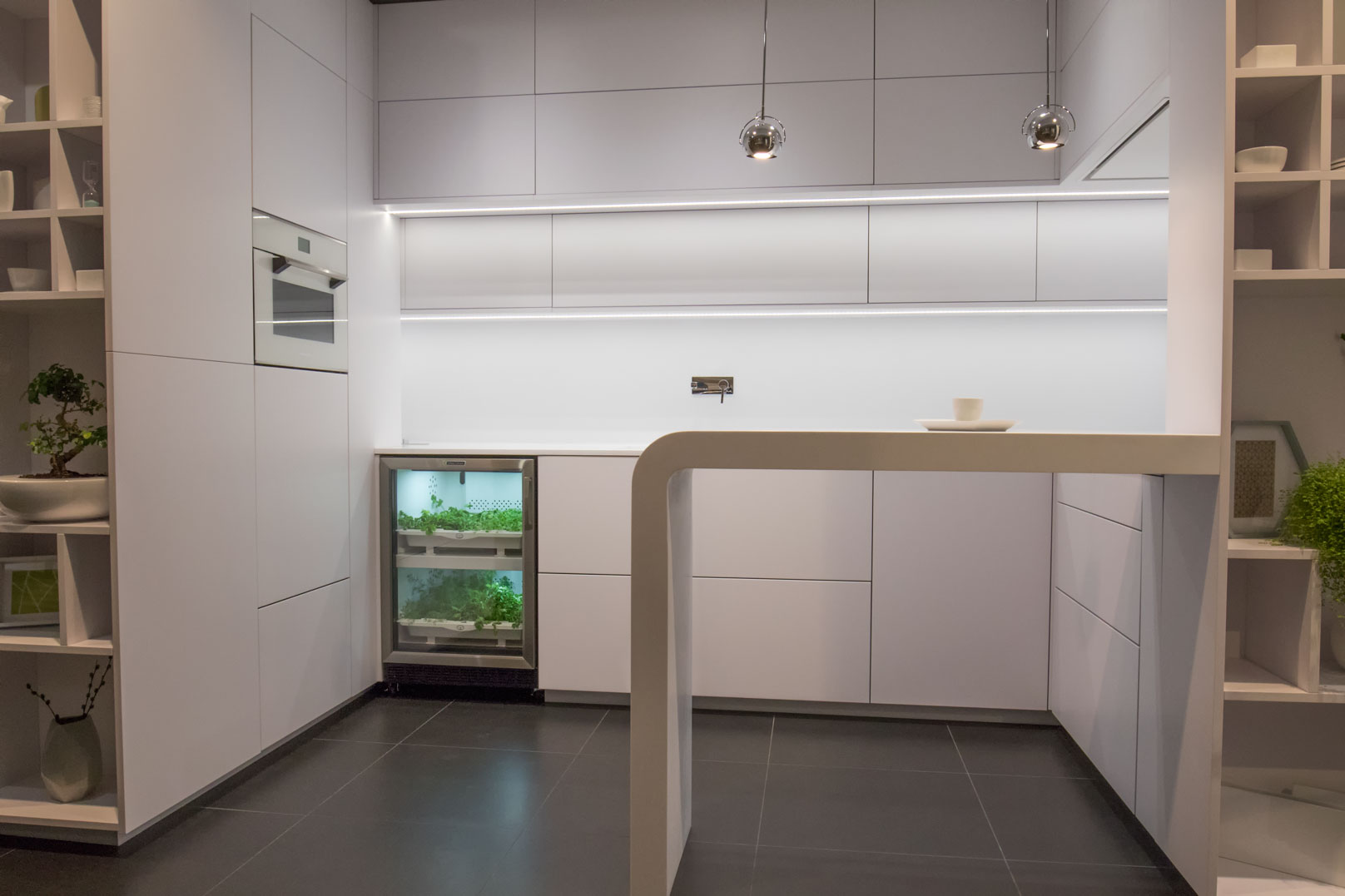 Corian, plan de travail cuisine - Armony cuisine La Garenne-Colombes