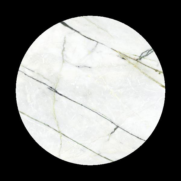 XTONE Porcelanosa Calacatta green - plan de travail en céramique effet marbre - Comprex & Armony Cuisine La Garenne Colombes