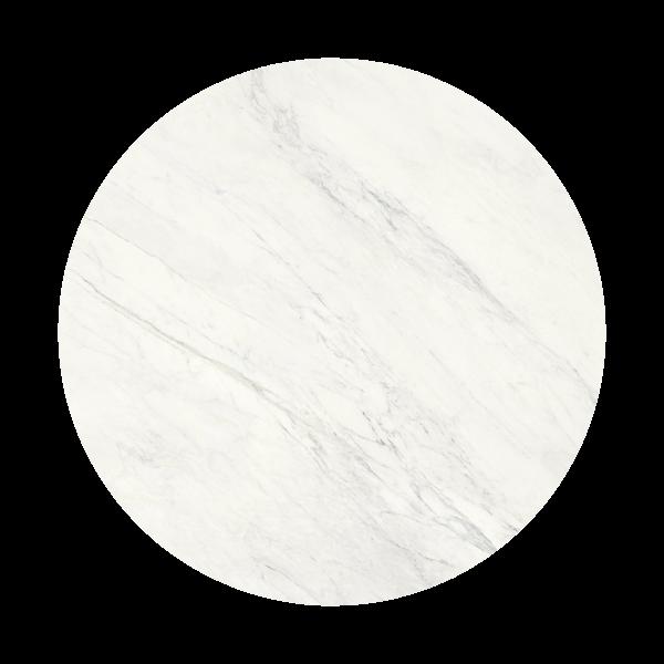 XTONE Porcelanosa Glem white - plan de travail en céramique effet marbre - Comprex & Armony Cuisine La Garenne Colombes
