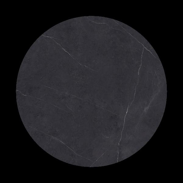 XTONE Porcelanosa Liem Black - plan de travail en céramique effet marbre - Comprex & Armony Cuisine La Garenne Colombes
