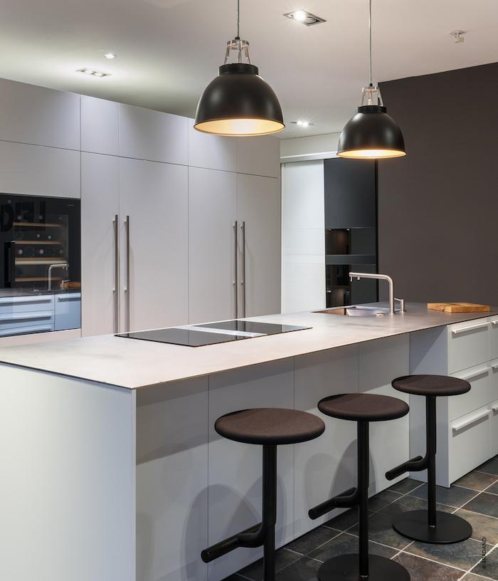 Plan inox Bradano - Armony cuisine - Showroom 92 La Garenne Colombes