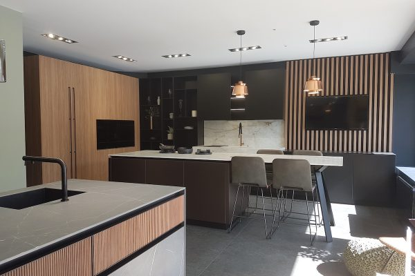 Showroom Immodesign - Binova & Armony cuisine - Showroom La Garenne Colombes